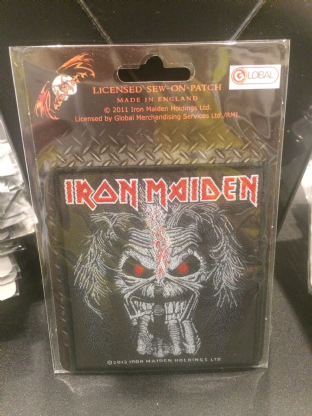 Iron Maiden Patch 8